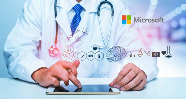 Microsoft Launches New AI for Good Program, AI for Health, to Accelerate Global Health Initiatives