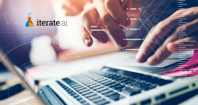 Mike Frazzini to Lead Iterate.ai's Data Science and Evaluation Cloud