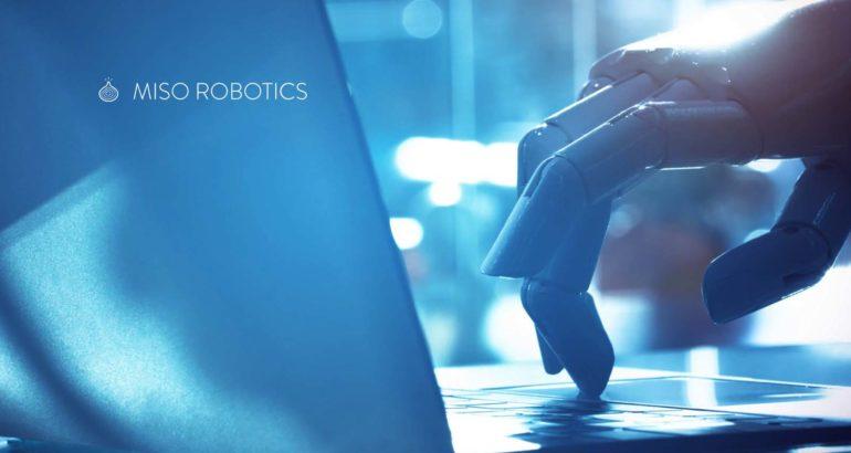 Miso Robotics Reimagines Kitchen Automation with Robotic Kitchen Assistant on a Rail