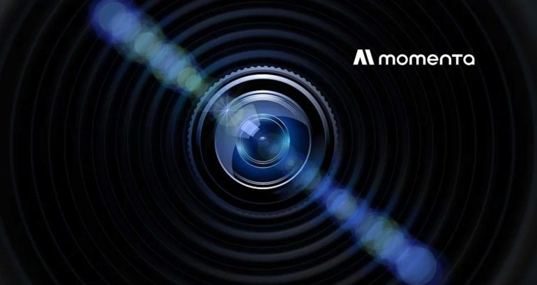 Momenta Showcases Latest Generation of Front Camera Perception Product Using New TI Jacinto Processors