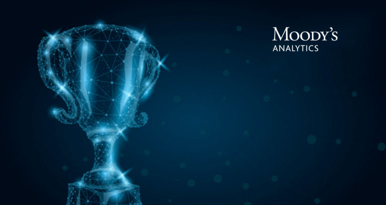 Moody's Analytics Wins an Artificial Intelligence Award