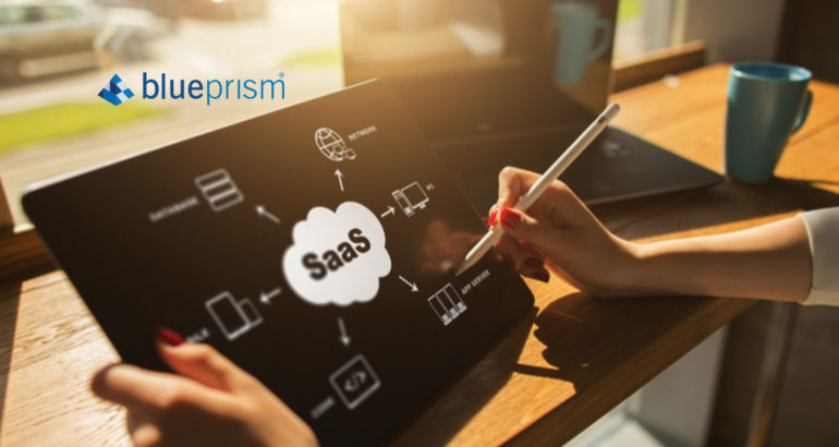 New Blue Prism SaaS Offerings Add to Industry's Most Comprehensive Portfolio of Automation Solutions