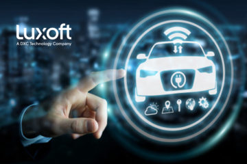 New Shared Mobility Concept, Luxoft HALO, Introduces a Revolutionary Digital, Consumer-Grade In-Vehicle Experience