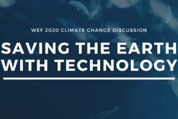 Net-Zero or Negative Carbon: Why Should Everyone Know What's Happening at WEF 2020?