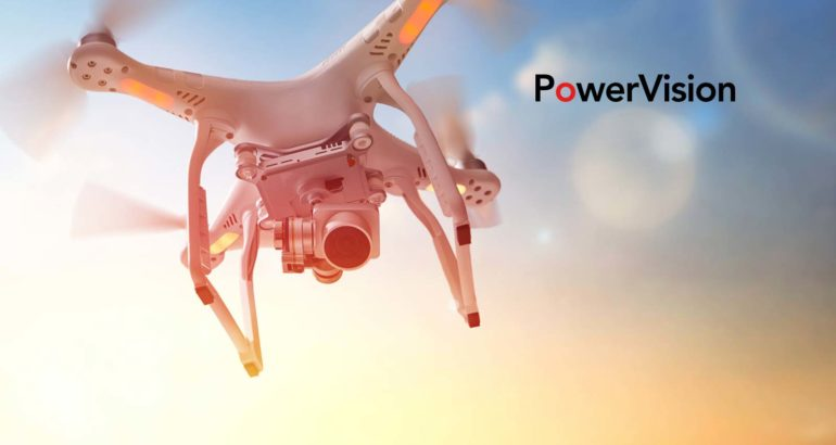 PowerVision Hatching New All-In-One PowerEgg X Autonomous Personal AI Camera at CES 2020