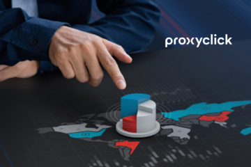 Proxy Launches World's Smallest Mobile Reader to Help Companies Deploy Smartphone-Based Building Access in Minutes