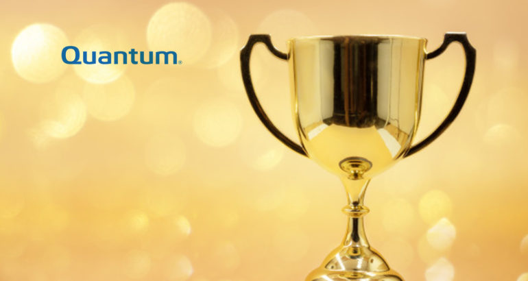 Quantum Wins Technology & Engineering Emmy Award for Pivotal Innovations in Broadcast Workflows