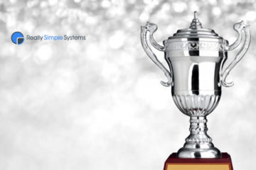 Really Simple Systems Named Finalist in 2019-20 Cloud Awards