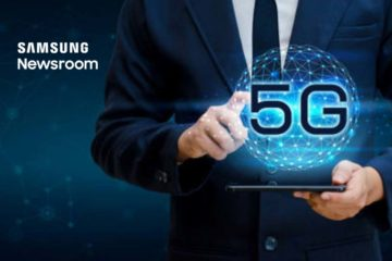 Samsung Pioneers 5G-Based Mobility With Launch of Digital Cockpit 2020