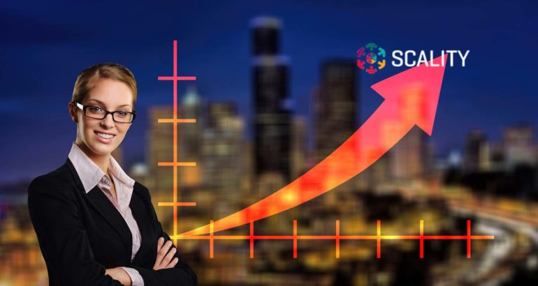 Scality's Growth Surge Continues with Strong Base and Record Numbers of New Customers and Expansions Driving Exceptional Growth in 2019