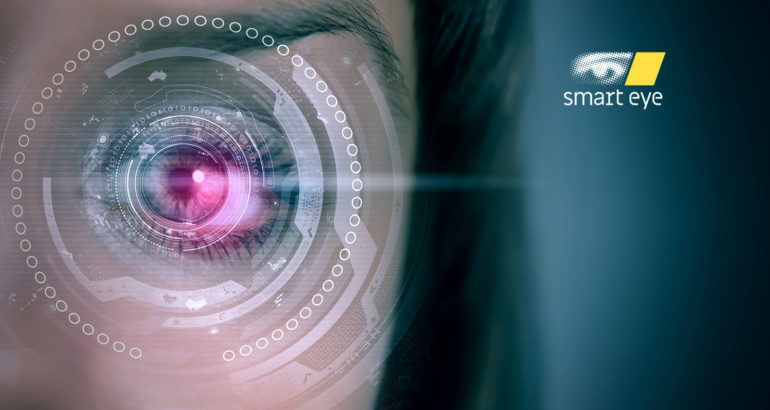 Smart Eye Integrates the Future in Today's Cars Through Eye Tracking and AI at CES 2020