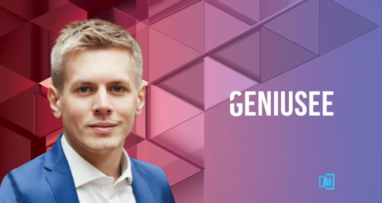 AiThority Interview with Taras Tymoshchuk, CEO and Co-Founder at Geniusee