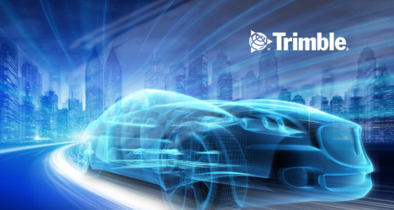 Trimble Joins Geotab Marketplace to Accelerate Expansion of Video Safety Technology with Focus on Light- and Medium-Duty Vehicle Market