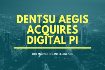 Dentsu Aegis Network Builds Out Merkle's B2B Services with Acquisition of Digital Pi
