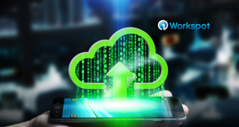 Workspot Transforms Desktop as a Service With Patent-Pending Cloud Desktop Fabric