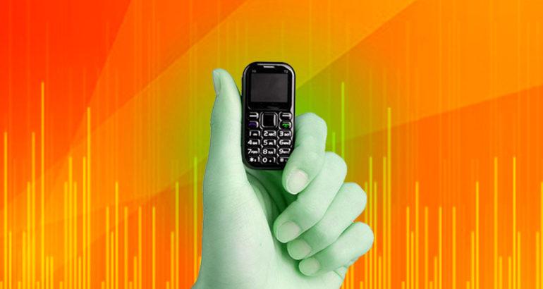 Zini Mobiles Announces the Kickstarter Launch of the Zanco Tiny T2 - the World's Smallest Mobile Phone