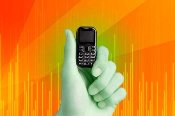 Zini Mobiles Announces Zanco Tiny T2 – the World's Smallest Mobile Phone