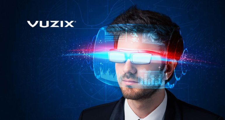 Unisys Deploys Vuzix Smart Glasses for Remote Support