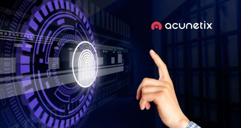Acunetix to Present on the Benefits of Interactive Application Security Testing at RSA 2020