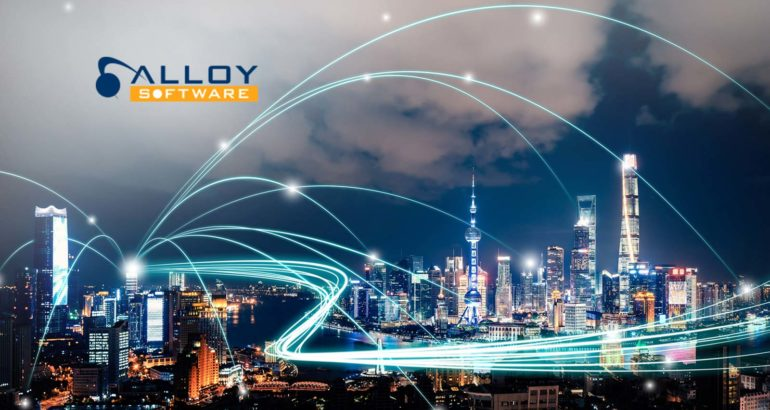 Alloy Software Named High Performer in G2 Winter 2020 Report