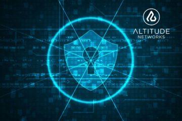 Altitude Networks Announces Former Google VP of Security Gerhard Eschelbeck Joins Roster of Investors
