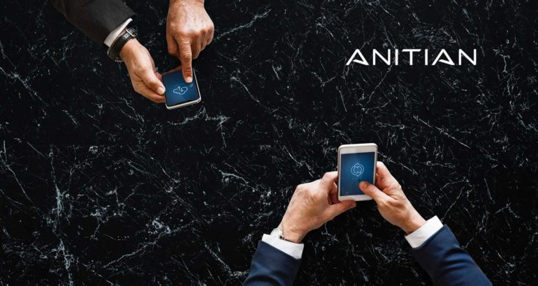 Anitian Bolsters Executive Team, Appoints John Vecchi as Chief Marketing Officer