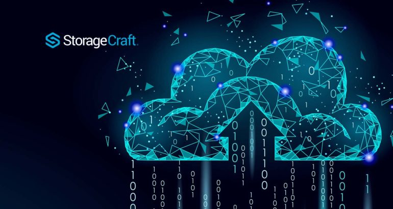 CRN Recognizes StorageCraft as a Coolest Cloud Storage Company