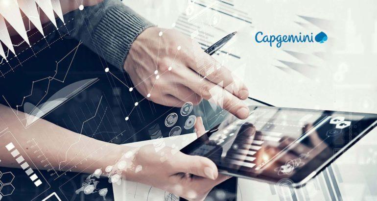 Capgemini Press Release