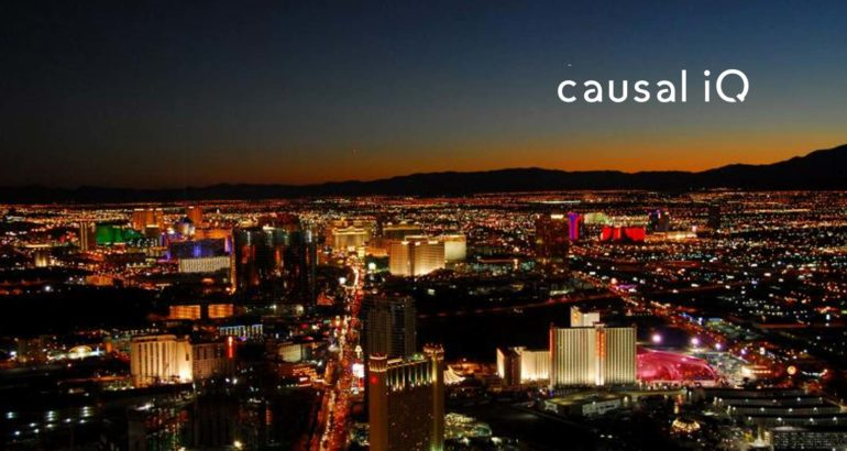 Causal IQ Announces Expansion Into Las Vegas