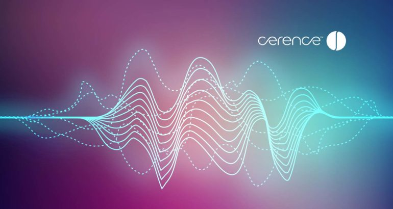 Cerence Introduces Cerence Cognitive Arbitrator, a New AI-Powered Product for Choice and Flexibility to Interact with Multiple Voice Assistants in the Car