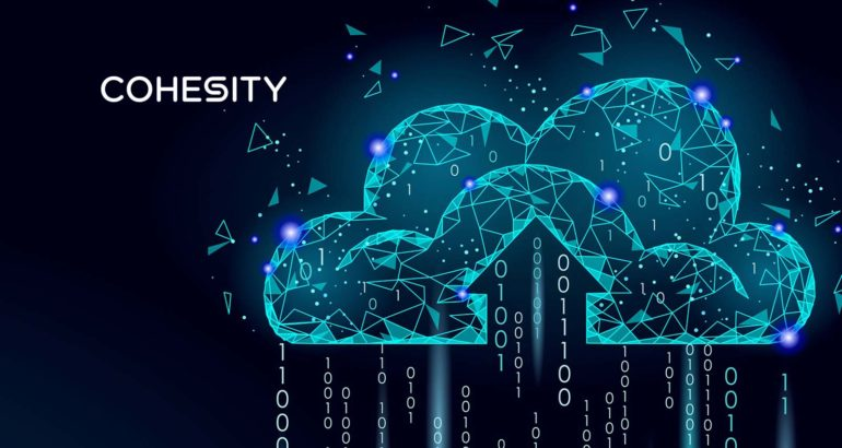 Cohesity Selected as One of the Coolest Cloud Companies by CRN
