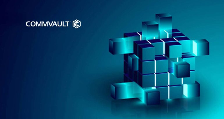 Commvault Recognized as Coolest Cloud Company by CRN