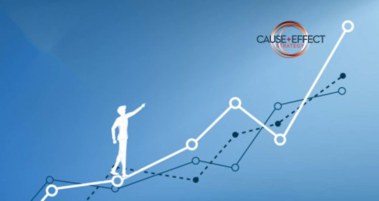 Data Insight Expert CAUSE + EFFECT Strategy Celebrates Five-Year Anniversary, Continues Double Digit Growth