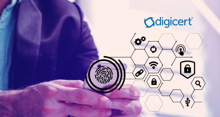 DigiCert Modernizes PKI with the Release of IoT Device Manager and Enterprise PKI Manager, New Offerings in DigiCert ONE