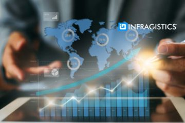 "Infragistics Announces Multi-City ""Wake Up Your Data"" Analytics Workshop Series"