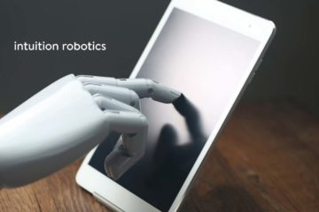Intuition Robotics Raises $36 Million in Series B Funding to Empower the Creation of Digital Companions