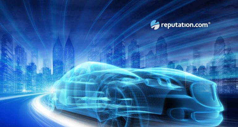 It's a Race to the Top: Automotive Brands, Dealers and Dealer Groups Face off in Reputation.com's 2020 Automotive Reputation Report Preliminary Results