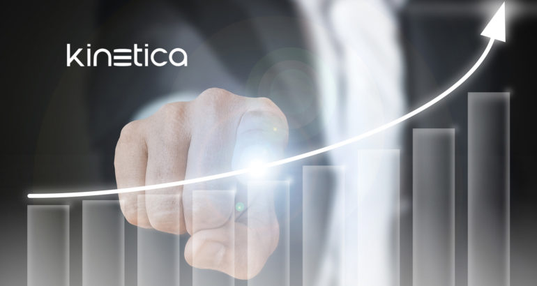 Kinetica Hires Former Box Chief Revenue Officer to Support Explosive Global Business Growth