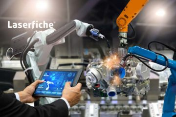 Laserfiche Launches Workflow Bots, New Robotic Process Automation Capabilities