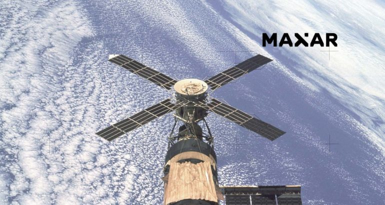Maxar Technologies Will Build Next-Generation Intelsat Epic Geostationary Communications Satellite with NASA Hosted Payload