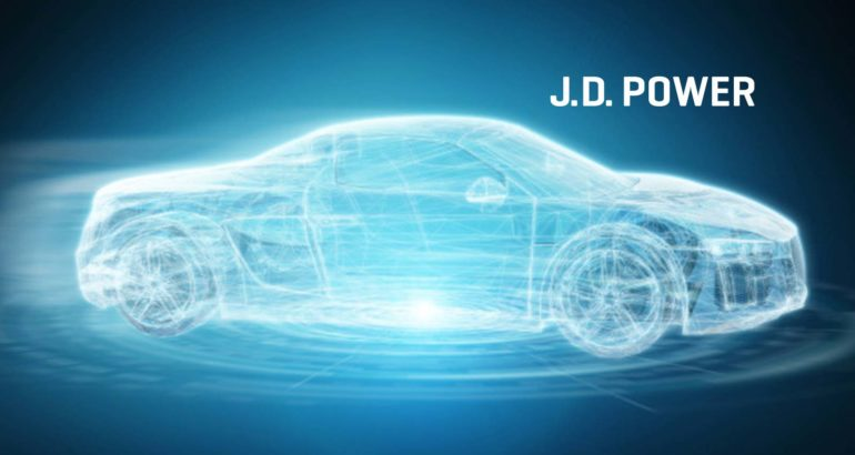 More Owners Loving Dependability of Their Three-Year-Old Vehicles, J.D. Power Finds
