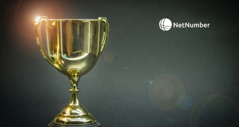 NetNumber Named Finalist for 2020 Cybersecurity Excellence Awards