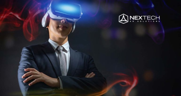 NexTech Hires Fortune 500 Tech Exec to Spearhead 3D/AR Ad Network