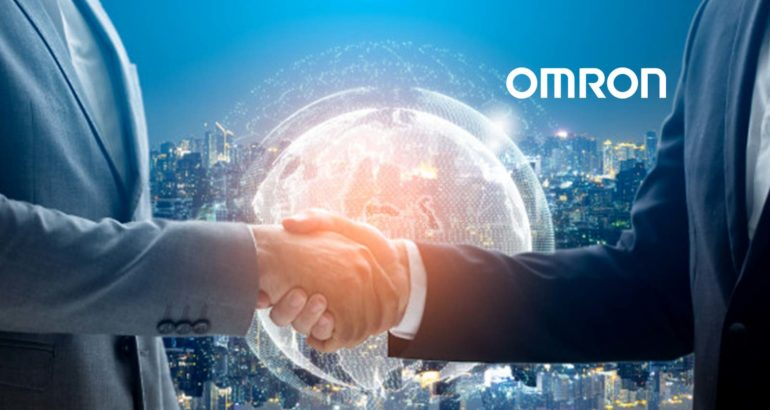 Omron Automation and Hartfiel Automation Welcome New Partnership