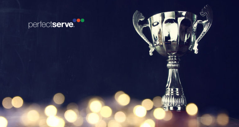 """PerfectServe's Telmediq Solution Wins Category Leader Award for Secure Communications in """"2020 Best in KLAS"""" Report"""