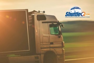ShuttleQ Fleet Tracking Transportation, Guest Management & Parking Software Showcasing Auto Dealership Solutions at NADA