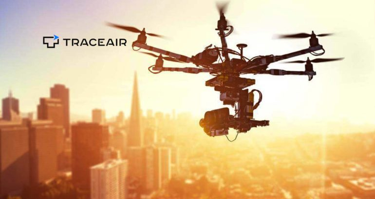 TraceAir and Independent Construction Launch a New Drone-Powered Haul Router Tool