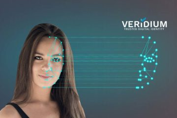 Veridium Launches Facial Recognition Technology vFace Alongside Behavioural Biometric Capabilities