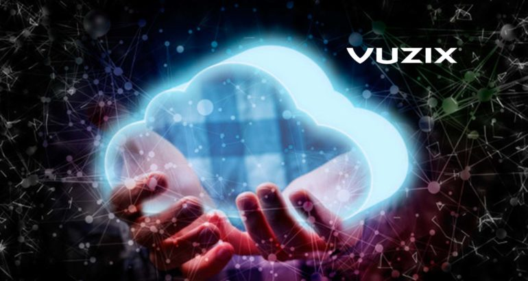 Vuzix Announces Partnership With Cloud-Based AI and Computer Vision Technology Provider TensorMark