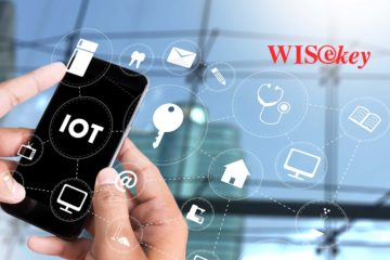 WISeKey Drives Innovations in IoT Security with 23 Strategic Patents in the US